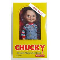 Boneco Chucky Good Guy Mezco Boneco Assassino 38cm Parcelado