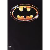 Batman 1989 Tim Burton Michael Keaton Nicholson Pelicula Dvd