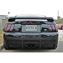 Ford Mustang 99 04 Saleen S351 S281e Extreme Defensa Trasera