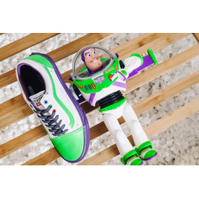 Tênis Vans Old Skool Toy Story Buzz Lightyear 41 42 43