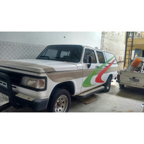 Chevrolet Veraneio 1992 Diesel (motor Desmontado)