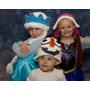 Gorros Tejidos A Crochet De Elsa Y Anna De Frozen Disney