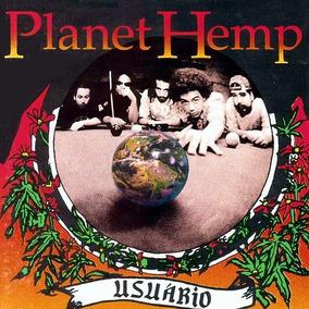 Cd Planet Hemp - Usuario (9702)