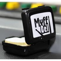 Abafador De Tambores Luen Muff Gel Kit Com 6 Pads (moongel)