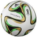 Pelota adidas Brazuca Matchball Top Glider Original Finale!