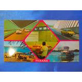 El Arcon Tarjeta Postal Parana Entre Rios Tunel Y Rio 43126