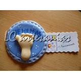 Souvenirs Nene/nena Nacimiento Porcelana Fria X 20 Unidades