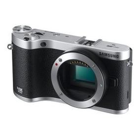 Kit 5 Smart Câmera Samsung Nx300 20.3mp Wi-fi 3.31 Full Hd