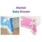 Mantel Baby Shower Importado