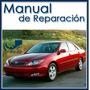 Manual De Taller Y Reparación Toyota Camry 2002-2006