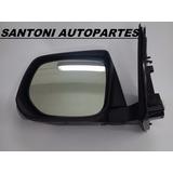 Espejo Chevrolet S-10 Electrico C/luz Cromado 12 13 14 15 16
