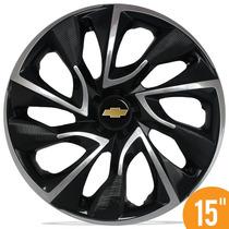 Jogo Carlota Esportiva 15 Ds4 Black Chrome Onix Nova Montana