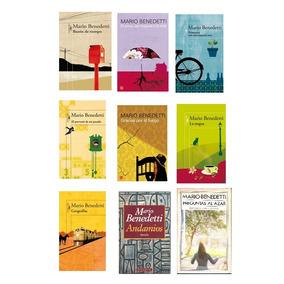 Libros Digitales Pdf De Mario Benedetti. $44 Pack
