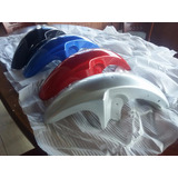 Guardafangos Originales De Jaguar Gris,azul Y Rojo....