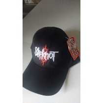 Boné Slipknot-rock- Aba Curva-motoclube (122 )