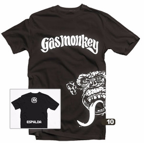 Playeras Gas Monkey Oompa Loompa