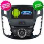 Estereo Gps Android Ford Focus Pantalla Wifi 3g Mirror Dvd