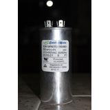 Capacitador Marcha 55 Mfd 370-440 V Compresor 36000 Btu