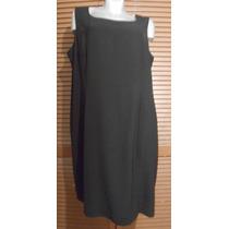 Vestido Clasico Negro Apostrophe Talla Extra 3x 44 Mexico