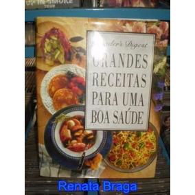 Livro Grandes Receitas Para Uma Boa Saúde Reader
