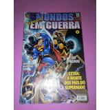 Hq Especial Mundos Em Guerra N1 Dc Editora Abril Superman