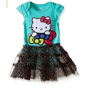 Vestido Tutu De Hello Kitty Para Bebe