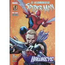 El Asombroso Spiderman & Hawkeye Ovnipress