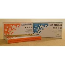 100 Tachuelas Magnetizadas Color Piel O Transparente