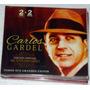 Carlos Gardel Todos Sus Grandes Exitos 2 Cds 2 Dvds Sellado