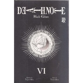 Death Note - Black Edition Nº 06