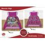 Acolchado De Monster High Doble Faz 1 ½ Plaza Disney Piñata