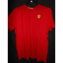 Camisa Ferrari Original Produto Licenciado Sem Uso