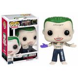 The Joker Suicide Squad Funko Pop Killer Harley Quinn Deadsh
