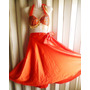 Trajes Profesionales Danza Árabe Sostén Faldas Para Danza