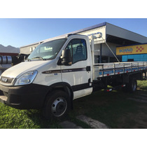 Iveco Daily Truck 70c17 Cs 4.350 + Abs + Ar Ecoline 0km