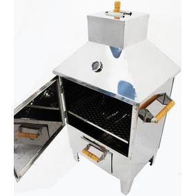 Defumador Gg De Alimentos Aço Inox - 100 X 61 X 71cm