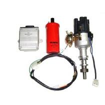 Ignição Eletronica Completa Kit(jogo) Jeep Rural Pcik-up F75