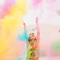 Polvos Colores Holi Bombay Colors. Mayorista: X300u.