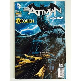 Dc Comics Os Novos 52! Batman Nº 18 - Réquiem - 84 Páginas