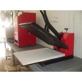 Maquina De Estampa Camiseta E Fabrica Sandália Seminovas Gil