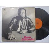Lp - Dom Salvador / Cbs / 1969