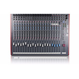 Consola Allen & Heath Zed-24 16 Canales Mixer Sonido