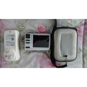 Camara Digital Sanyo S122 12.1 Con Cargador De Pilas Y Funda