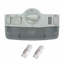 Lanterna Teto Golf Bora A3 Com Tetor Solar + Lampada Philips