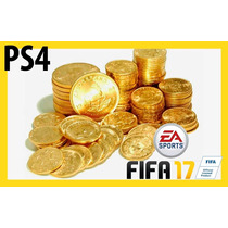 10 000 Monedas Fifa 17 Ultimate Team Ps4 - Entrega Inmediata
