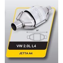 Kit Catalizador Jetta A4 Clasico 2001 Al 2015 2.0 L