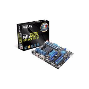 Tarjeta Madre Asus M5a99fx Pro R2.0 Lga Am3+ Amd 990/sb950