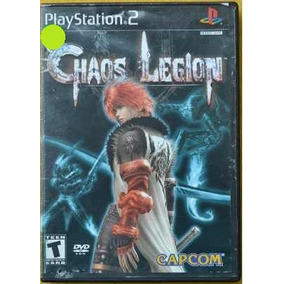 Chaos Legion Ps2