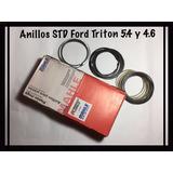 Anillos Std Triton 5.4 / 4.6 Original Mahle