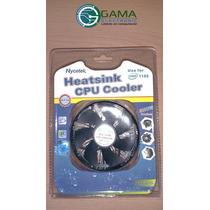 Fan Cooler Socket 1155 Para Procesador Intel